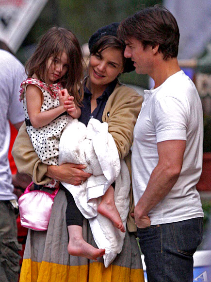CRUISE CONTROL  photo | Katie Holmes, Tom Cruise