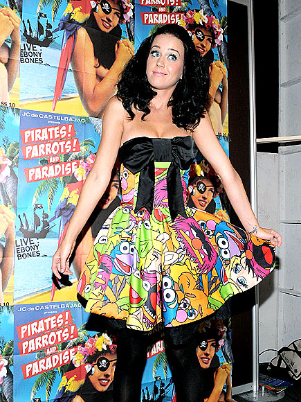 TOTALLY ANIMATED! photo | Katy Perry