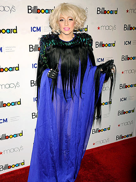 BRUSHED ON photo | Lady Gaga