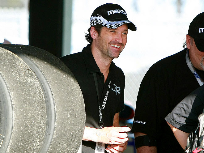 NEED FOR SPEED photo | Patrick Dempsey