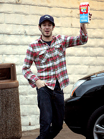 MILK BOY photo | Adam Brody