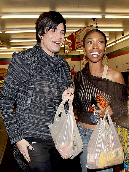 CHANCE ENCOUNTER photo | Adam Lambert, Brandy