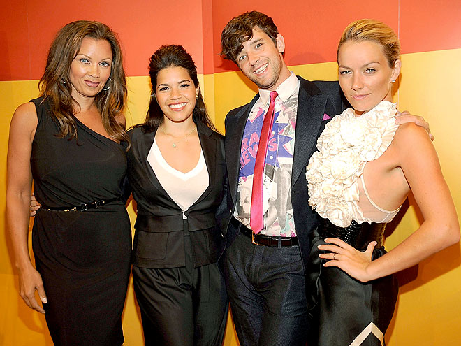 GIFT OF GAB photo | America Ferrera, Becki Newton, Michael Urie, Vanessa Williams