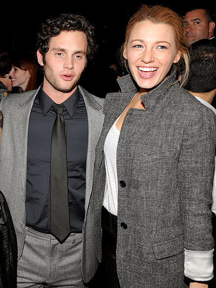 PREMIERE PENN photo | Blake Lively, Penn Badgley