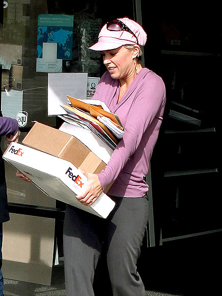 SPECIAL DELIVERY photo | Kate Gosselin