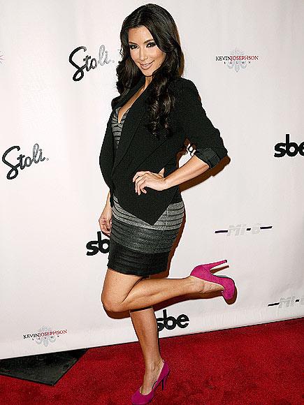 PUMP IT photo | Kim Kardashian
