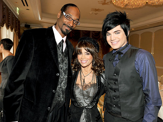 PROJECT AMA photo | Adam Lambert, Paula Abdul, Snoop Dogg