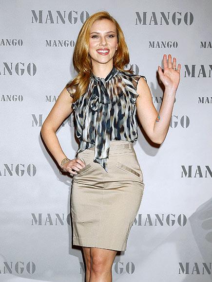 MANGOLICIOUS photo | Scarlett Johansson