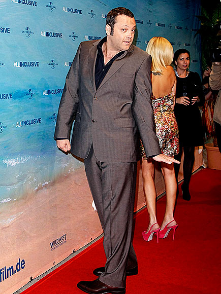 AMERICAN IDOL photo | Vince Vaughn