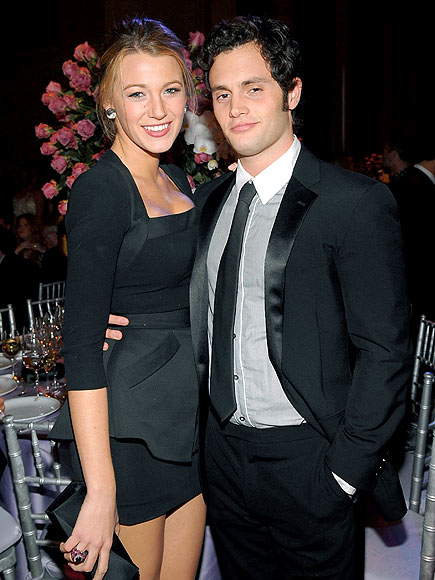 ANGELS AMONG US photo | Blake Lively, Penn Badgley