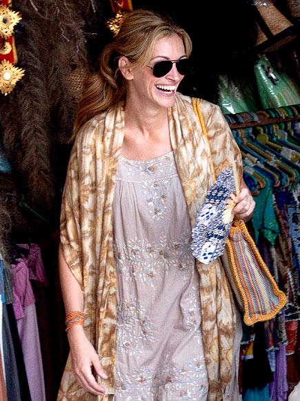 BALI BEAUTY photo | Julia Roberts