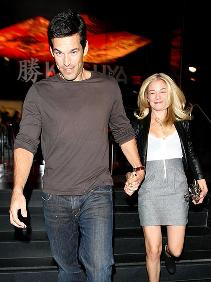 HANDY CONNECTION photo | Eddie Cibrian, LeAnn Rimes
