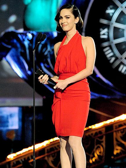 WINNING FORM photo | Megan Fox