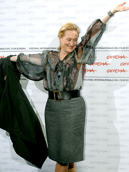 IT'S A SWEEP photo | Meryl Streep