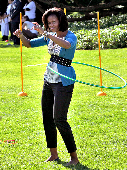 SUPER HOOPER photo | Michelle Obama