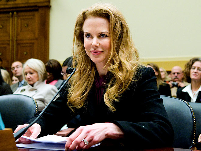 PUBLIC SPEAKER photo | Nicole Kidman