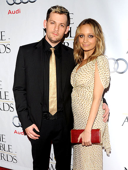 DATE NIGHT photo | Joel Madden, Nicole Richie