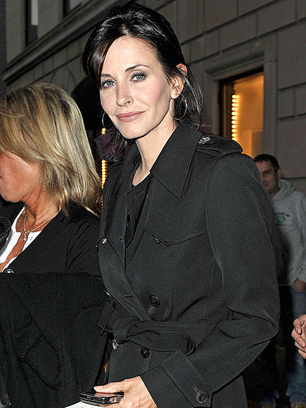 ON THE PROWL photo | Courteney Cox