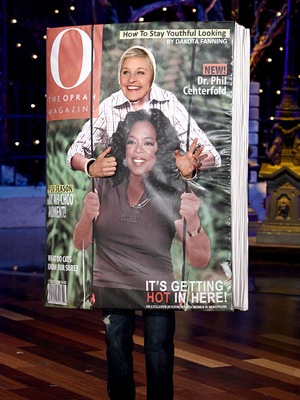 COVER GIRL photo | Ellen DeGeneres