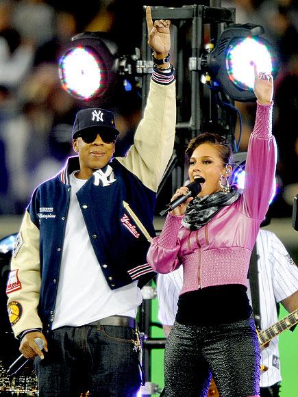 BRONX BEAT photo | Alicia Keys, Jay-Z