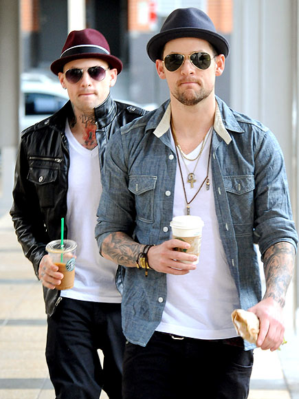 TWO STEP  photo | Benji Madden, Joel Madden