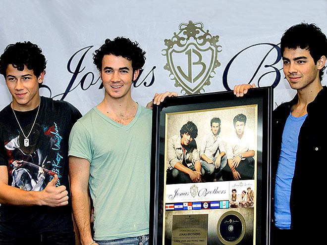 BROTHERLY LOVE photo  Joe Jonas, Jonas Bloch, Kevin Jonas, Nick Jonas