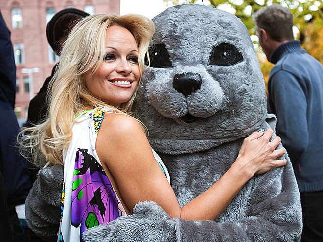 PLUSH PAL photo | Pamela Anderson