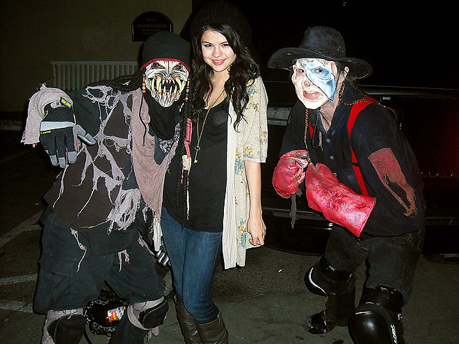 FRIGHT FEST photo | Selena Gomez