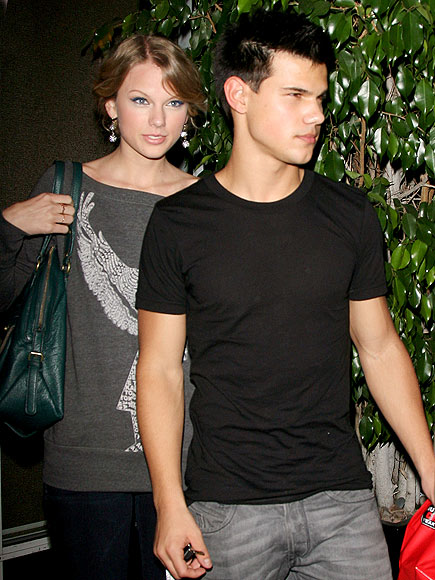 SIDE BY SIDE photo  Taylor Lautner, Taylor Swift