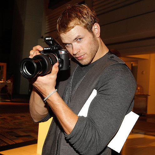 BEHIND THE LENS photo | Kellan Lutz