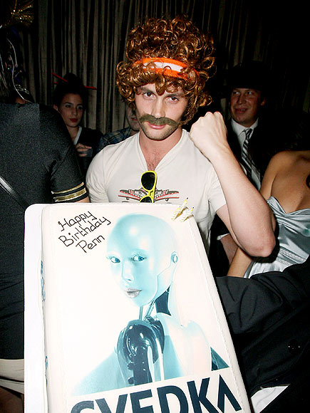 PARTY HEARTY photo | Penn Badgley