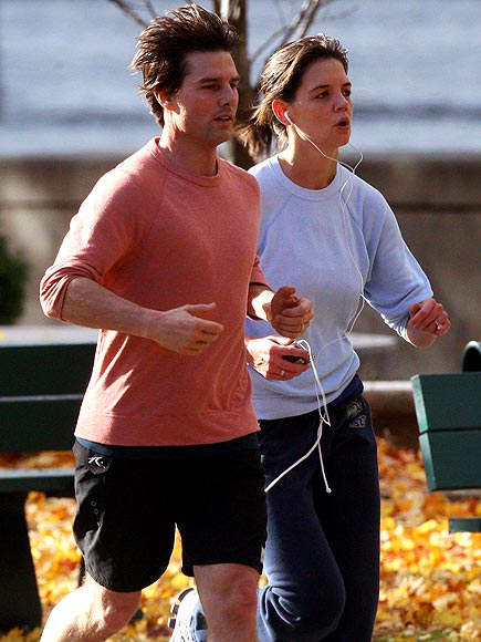 Cruising in Beantown photo | Katie Holmes, Tom Cruise