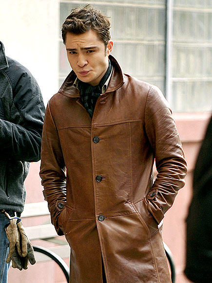 POKER FACE photo | Ed Westwick