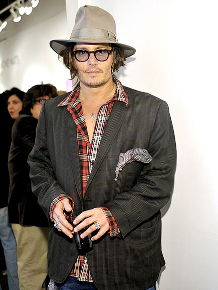 PICTURE-PERFECT photo | Johnny Depp