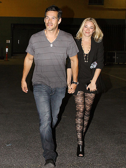 LINKED IN photo | Eddie Cibrian, LeAnn Rimes