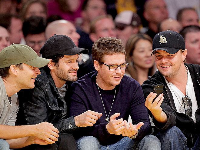 COOL AND THE GANG photo | Kevin Connolly, Leonardo DiCaprio, Tobey Maguire