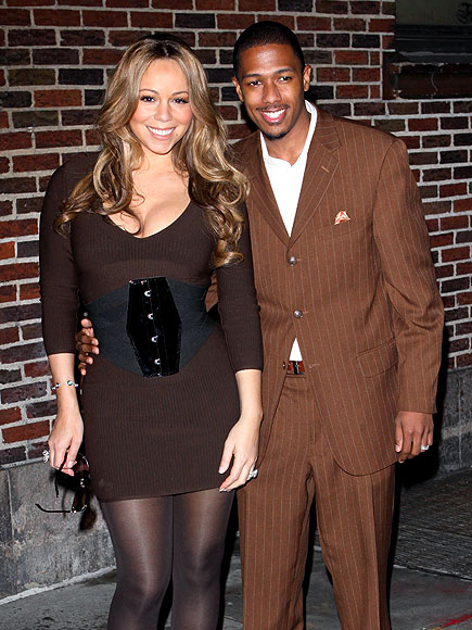 IT'S A MATCH! photo | Mariah Carey, Nick Cannon