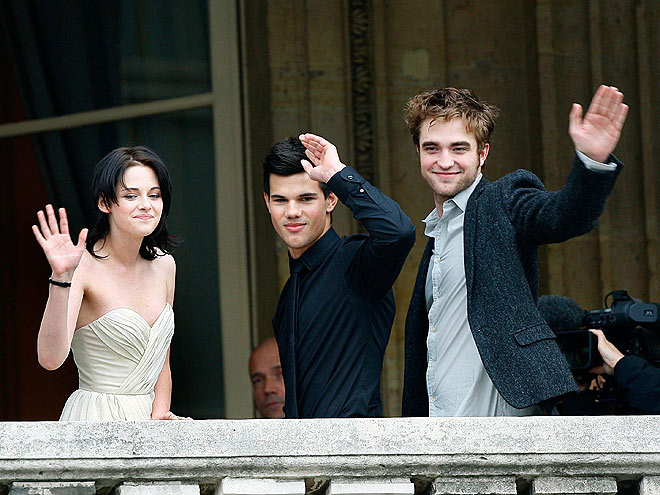 FRENCH TOAST photo | Kristen Stewart, Robert Pattinson, Taylor Lautner