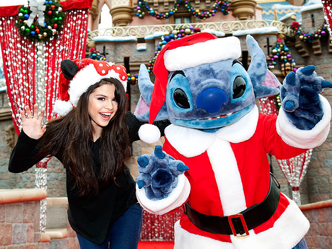 SEASON'S GREETINGS photo | Selena Gomez