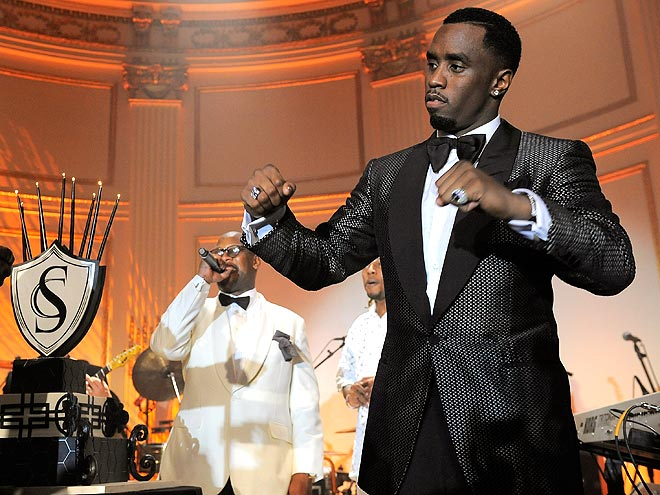 WHO'S THE MAN! photo | Sean \P. Diddy\ Combs