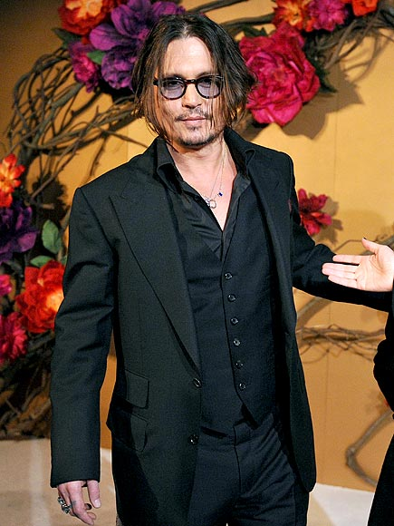 SUPPORTING ROLE photo | Johnny Depp