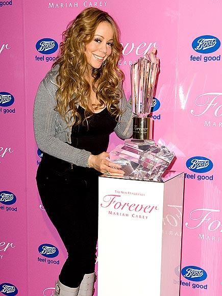 MAKES SCENTS photo | Mariah Carey