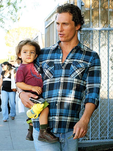 BOYS' ZONE photo | Matthew McConaughey