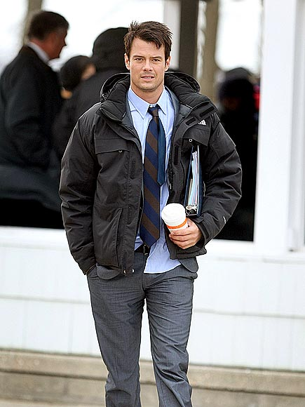 COFFEE CLUTCH photo | Josh Duhamel