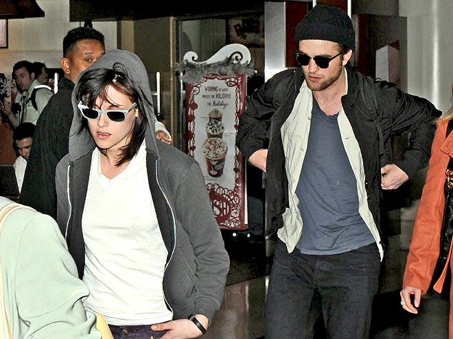 FLIGHT PATTERN photo | Kristen Stewart, Robert Pattinson