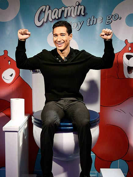 BOWLED OVER photo | Mario Lopez
