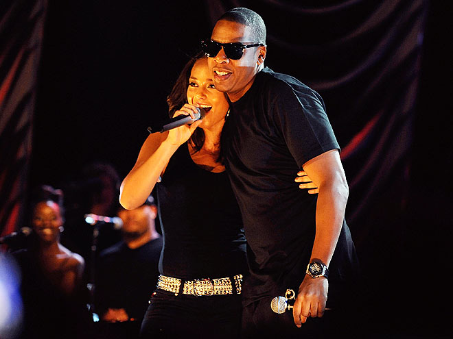 DYNAMIC DUO photo | Alicia Keys, Jay-Z