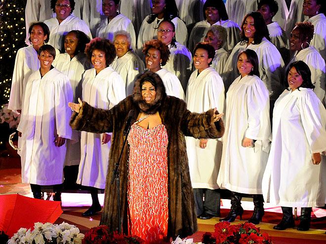 HOLIDAY R-E-S-P-E-C-T photo | Aretha Franklin