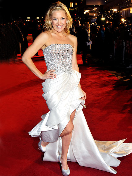Star Tracks: Thursday, December 3, 2009 - LONDON CALLS - Kate Hudson : People.com :  premiere a kate hudson nicole