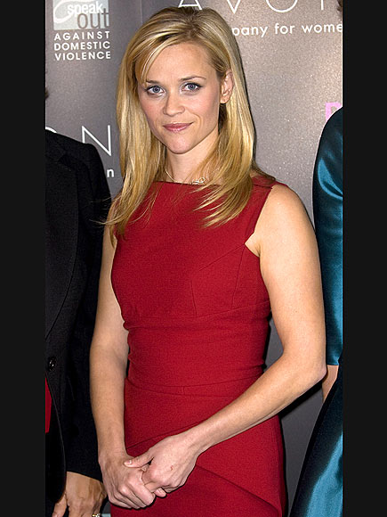 SPEAKING UP photo | Reese Witherspoon